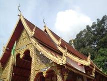 Templo viejo Fotos de archivo