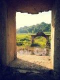 Templo viejo Fotografía de archivo