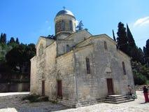 Templo viejo Imágenes de archivo libres de regalías