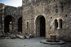 Templo viejo imagen de archivo libre de regalías