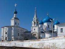 Templo viejo de la ortodoxia Foto de archivo libre de regalías