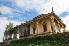 Templo viejo en provincia Phnom Penh Camboya noviembre de 2015 Fotografía de archivo libre de regalías