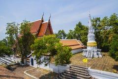Templo viejo en Songkhla, Tailandia Imagen de archivo libre de regalías