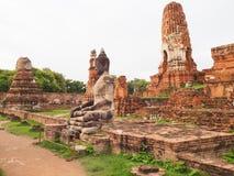 Templo viejo en Tailandia Imagen de archivo