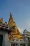 Templo Wat Bowonniwet Vihara, Bangkok Fotos de archivo