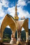 Templo Wat Phasornkaew Fotografía de archivo