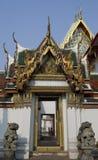 Templo Wat Pho de Bangkok imagenes de archivo