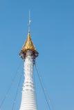 Templo Wat Phra That Doi Kong MU Mae Hong Son Imagenes de archivo