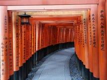 Templo xintoísmo Imagem de Stock Royalty Free