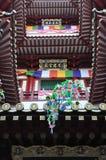 Templo y museo de la reliquia del diente de Buda en Singapur fotografía de archivo libre de regalías