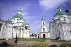 Templo yakovlevsky do monastério do salvador de Rostov Foto de Stock Royalty Free