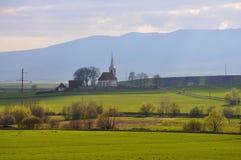 Templom de Szent Janos Foto de archivo libre de regalías