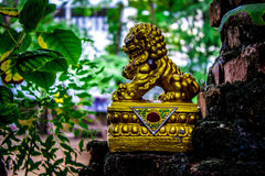 Templos antigos em Tailândia 5 Foto de Stock
