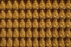 Templos budistas de los templos chinos Imagen de archivo