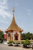 Templos budistas no estilo asiático Fotos de Stock Royalty Free