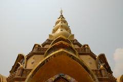 Templos budistas Phetchabun Tailândia Imagens de Stock Royalty Free