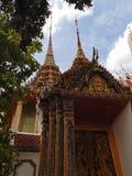 Templos de Banguecoque Foto de Stock