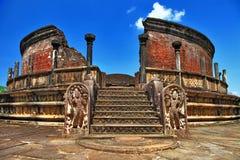 Templos de Sri Lanka Fotos de Stock