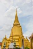 Templos de Tailandia Foto de archivo libre de regalías