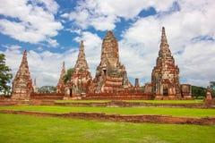 Templos de Tailandia Fotos de archivo libres de regalías