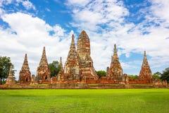 Templos de Tailandia Foto de archivo