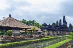 Templos del Balinese Imágenes de archivo libres de regalías