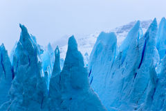 Templos del hielo Imagen de archivo libre de regalías