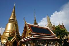 Templos do palácio grande Imagens de Stock Royalty Free