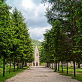 Templos Montenegro Imagen de archivo