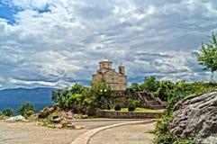 Templos Montenegro Foto de archivo