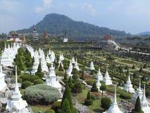 Templos orientales Imagen de archivo libre de regalías
