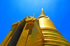 Templos tailandeses, Wat Phra Kaew Foto de Stock