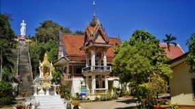 Templr budista Imagenes de archivo