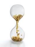 Tempo é dinheiro Fotografia de Stock Royalty Free