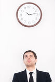 Tempo é dinheiro. Foto de Stock Royalty Free
