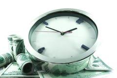 Tempo al commercio. Fotografia Stock Libera da Diritti