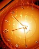 Tempo & espaço Foto de Stock Royalty Free