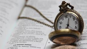 Tempo aos scriptures fotos de stock royalty free