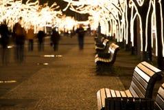 Tempo Berlim do Natal Imagens de Stock Royalty Free