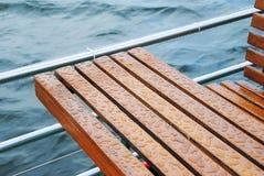 Tempo chuvoso Fotografia de Stock