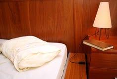 Tempo da cama Imagens de Stock