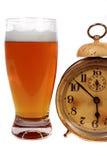 Tempo da cerveja Imagem de Stock