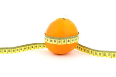 Tempo da dieta Imagens de Stock