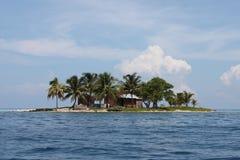 Tempo da ilha fotografia de stock
