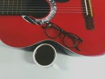 Tempo da música fotografia de stock