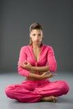 Tempo da meditação Fotos de Stock Royalty Free