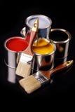 Tempo da pintura! Fotos de Stock Royalty Free