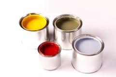 Tempo da pintura! Imagem de Stock