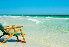 Tempo da praia Imagens de Stock