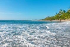 Tempo da praia Fotografia de Stock